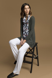 Bamboo Body Leanne Tunic - Forest
