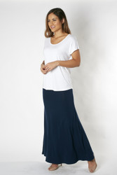 Bamboo Body Lana Skirt - Navy