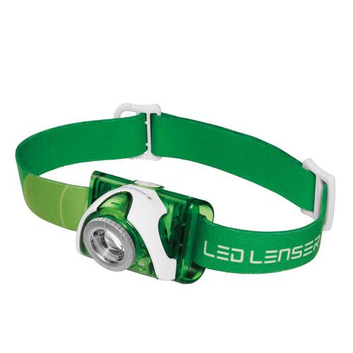 LED Lenser SEO 3 - Green