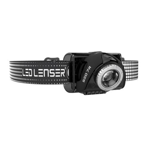 LED Lenser SEO 7R - Black
