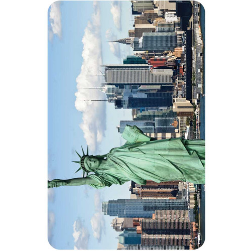 Personalised Luggage Tag - Statue of Liberty (98LT-Liberty)