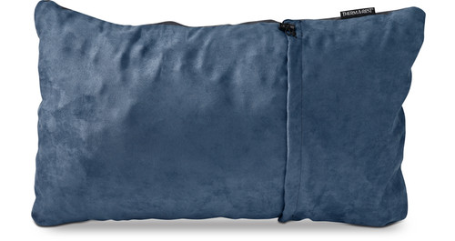 Thermarest Compressible Pillow: X Large Denim Blue
