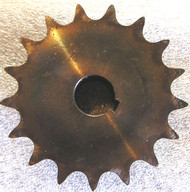 Sprocket - 17 Tooth (standard left side) for Shift Kit