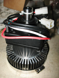 Electric Motor Cooling Fins