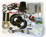 ELECTRIC SHIFTER KIT - SHIFTELECTRIKIT 650-1680 Watt