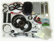 *ELECTRIC SHIFTER KIT - SHIFTELECTRIKIT - 3000W