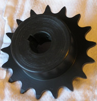 Sprocket - 17 Tooth ALUMINUM (standard left side size) for Shift
