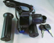 UNIVERSAL TWIST THROTTLE 12V-84V