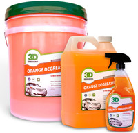 3D Orange 88 Citrus Degreaser