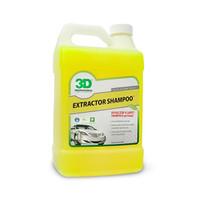 3D Extractor Shampoo 1 Gal 3.8L