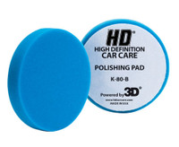 Foam Pad Polishing Blue