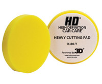 Foam Pad Heavy Cutting Yellow