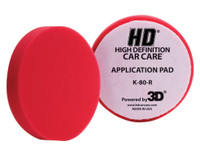 Foam Pad Application Red