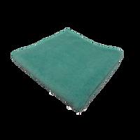 Microfibre Exterior Towel Green