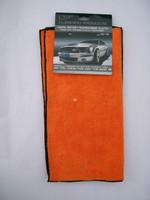 Microfibre Towel CSF CC01 2 Pack Orange
