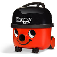 Numatic Henry Vacuum Cleaner HVR200A Red