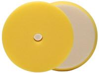BUFF AND SHINE Yellow URO-TEC Light Polishing Pad for Long Throw DA Perfect for your Flex or Rupes