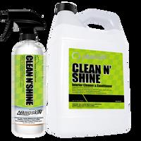 Nanoskin CLEAN N' SHINE Interior Cleaner & Conditioner