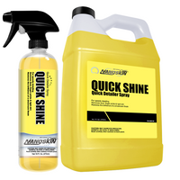Nanoskin Quick Shine Detailer Spray RTU