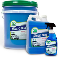 3D Magic Blue