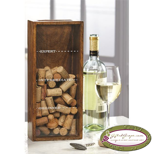 Cork collector Box