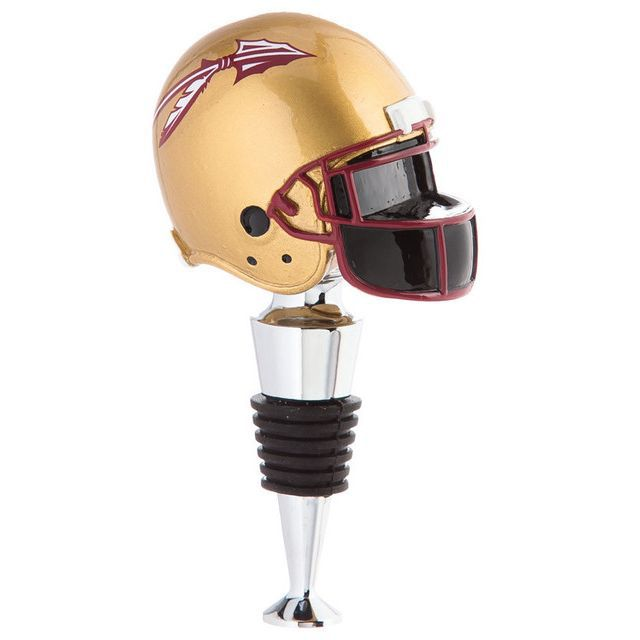 Florida State Wine Bottle Stopper