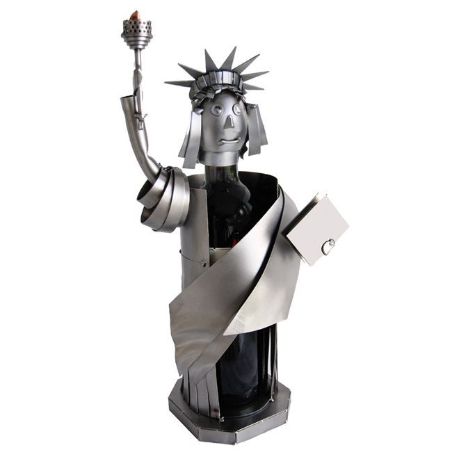 Statue of Liberty Wine Bottle Holder