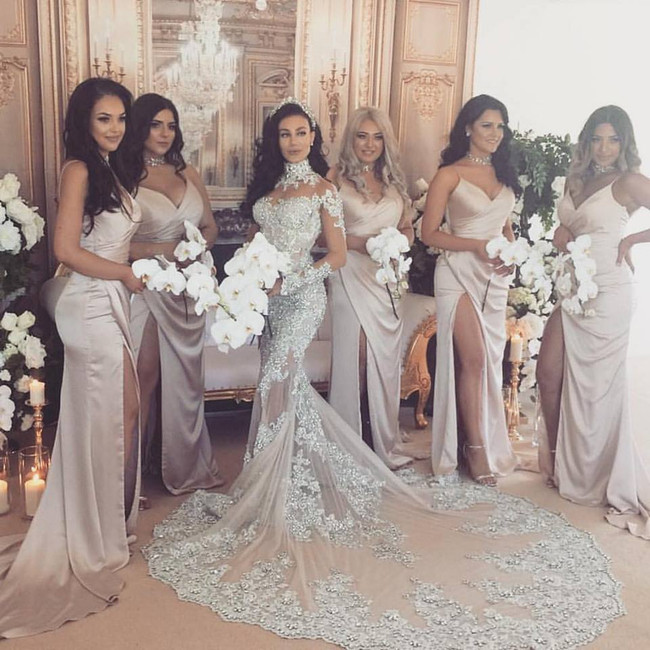 Trending Bridesmaid Designs