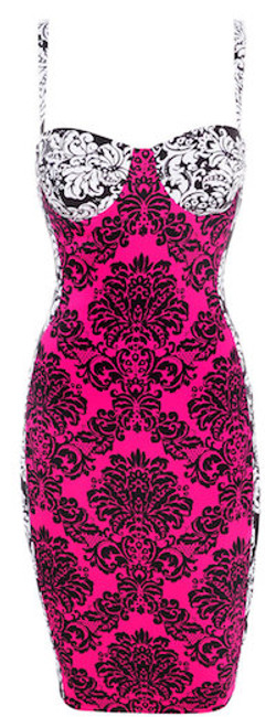 HOW TO CHOOSE A PRINTED BANDAGE DRESS