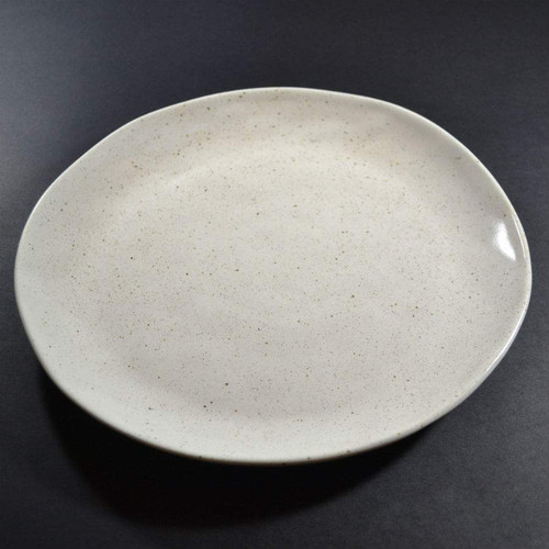 Robert Gordon - Dinner Plate 28cms, Earth Collection, Colour Natural Café Style, Restaurant Grade
