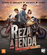 Reza A Lenda - Blu-Ray