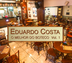 Eduardo Costa - o Melhor do Boteco Vol. 1 - Box Com 4 CDs