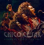 Chico Cesar - Estado de Poesia - Digipack (ao Vivo) (CD)