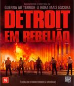 Detroit Em Rebelião - Blu-Ray