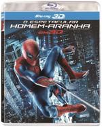 O Espetacular Homem Aranha - Blu-ray 3D