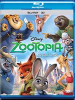 Zootopia - Blu-Ray 3D
