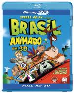 Brasil Animado - Blu-ray 3D