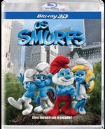 Os Smurfs - Blu-ray 3D