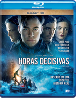 Horas Decisivas - Blu-Ray 3D