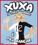 Xuxa Só Para Baixinhos 12 - Blu-Ray