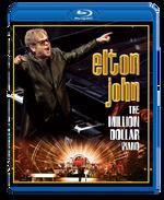 Elton John - The Million Dollar Piano - Blu-Ray