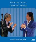 Roberto Carlos e Caetano Veloso e A Música de Tom Jobim - Blu-Ray