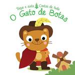 O Gato de Botas - Coleção Toque e Sinta. Contos de Fada - Livro cartonado