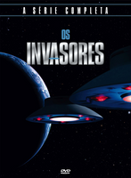 Os Invasores - A Série Completa - 12 Discos