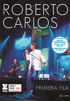 Roberto Carlos - Primera Fila - DVD + CD