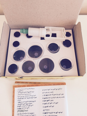 12 Piece Hijama Cupping Set with Vacuum Pump