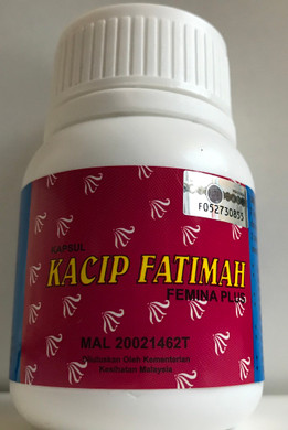 Kacip Fatimah Tongkat Ali Tablets Capsules Female Libido New Her Ladies Womens