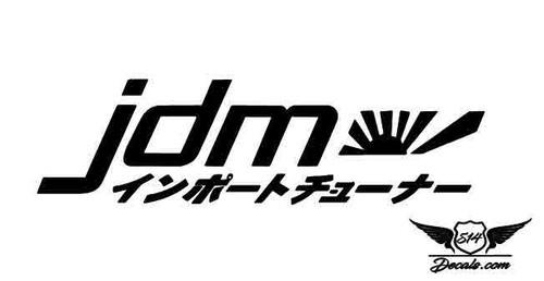 Jdm Sticker Decal 514Decals