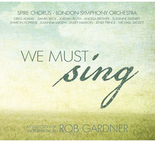 We Must Sing - CD