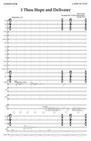 Lamb of God - Full Orchestral Score and Parts